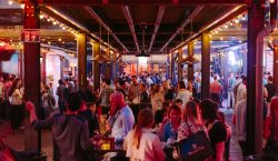 DINERAMA (STREET FEAST) – Internationally Eclectic Food & Quirky Drinks