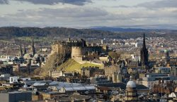 EDINBURGH – City Break