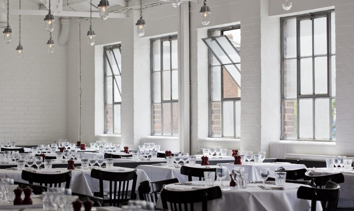 BISTROTHEQUE – Offers Sophistication, Class And Great Food