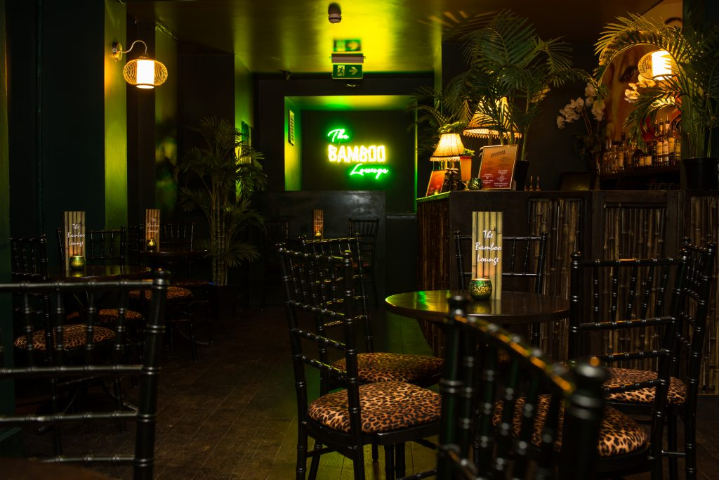 Fontaine's Bar - Bamboo Lounge