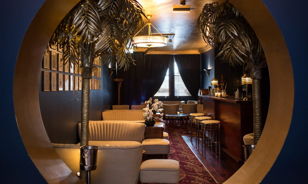 FONTAINE'S BAR – Transported To The Great Gatsby Era