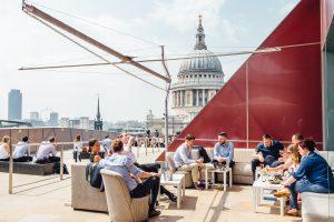 Madison Bar - Rooftop Seating