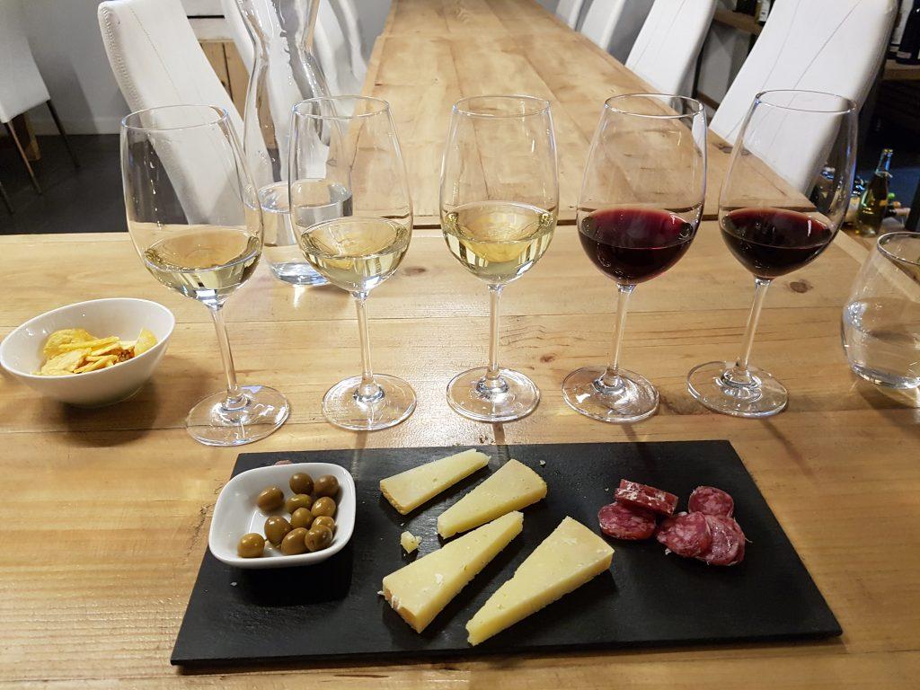Vivinos - Barcelona - Wine Tasting