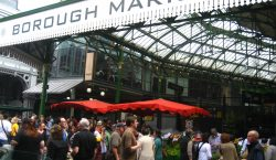 BOROUGH MARKET – Enough Delights For Any Foodie