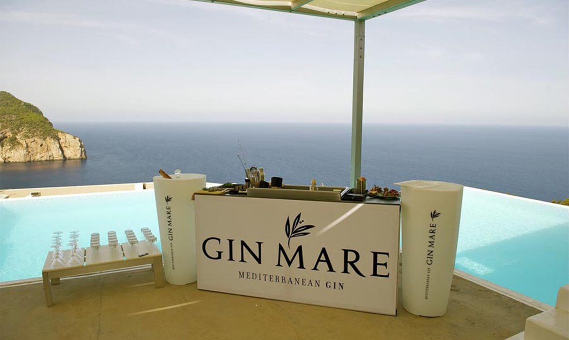 Gin marie pool set up