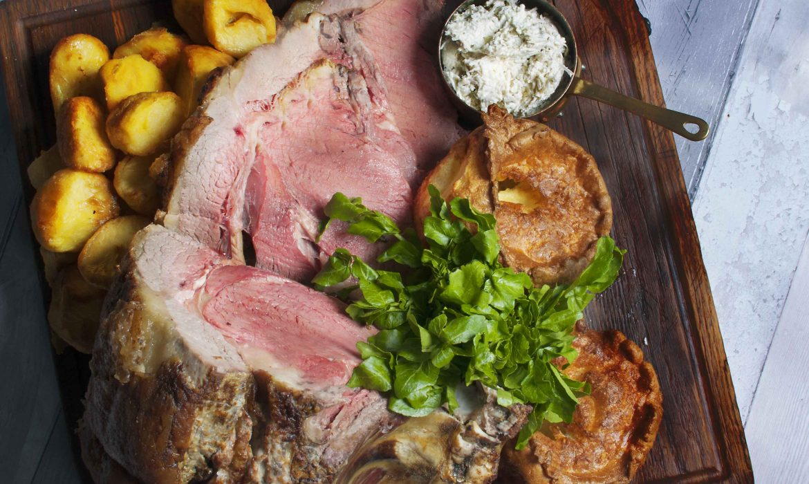 ROAST – Quintessentially British