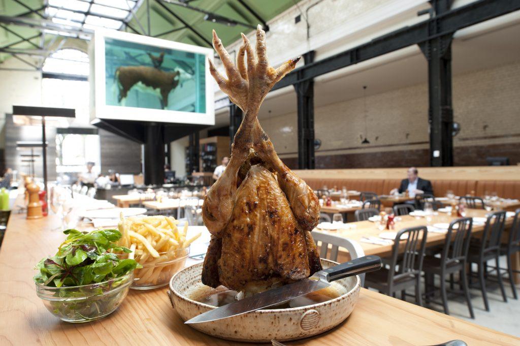 Tramshed - Roast Chicken