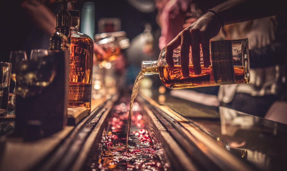 BLACK ROCK – A Stripped Back Specialist Whisky Bar