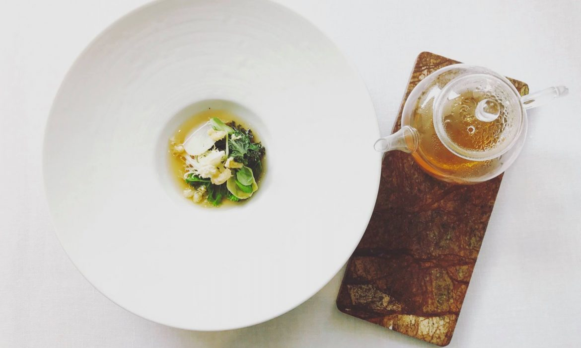PIED A TERRE – Possibly The Best Restaurant In London