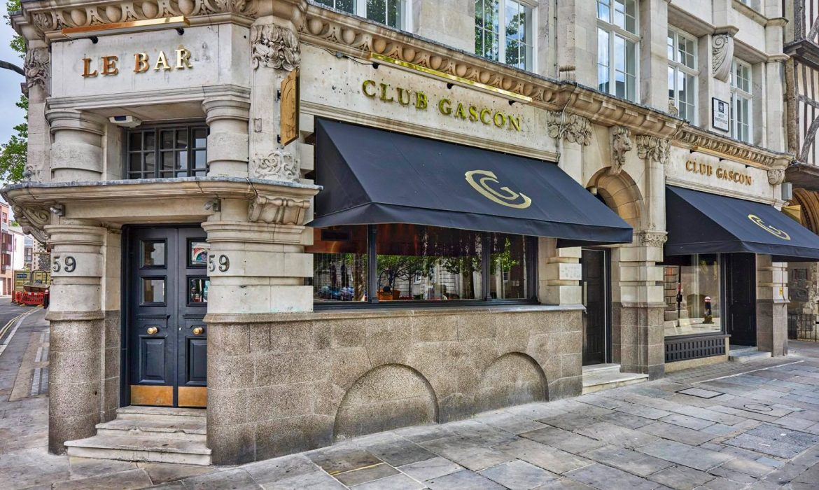 CLUB GASCON – Classic & Authentic French Cookery