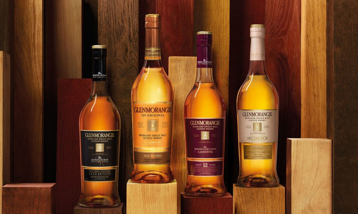 GLENMORANGIE QUINTA RUBAN – Great For Whisky Enthusiasts
