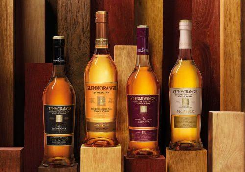 Multiple Bottles - Glenmorangie QR