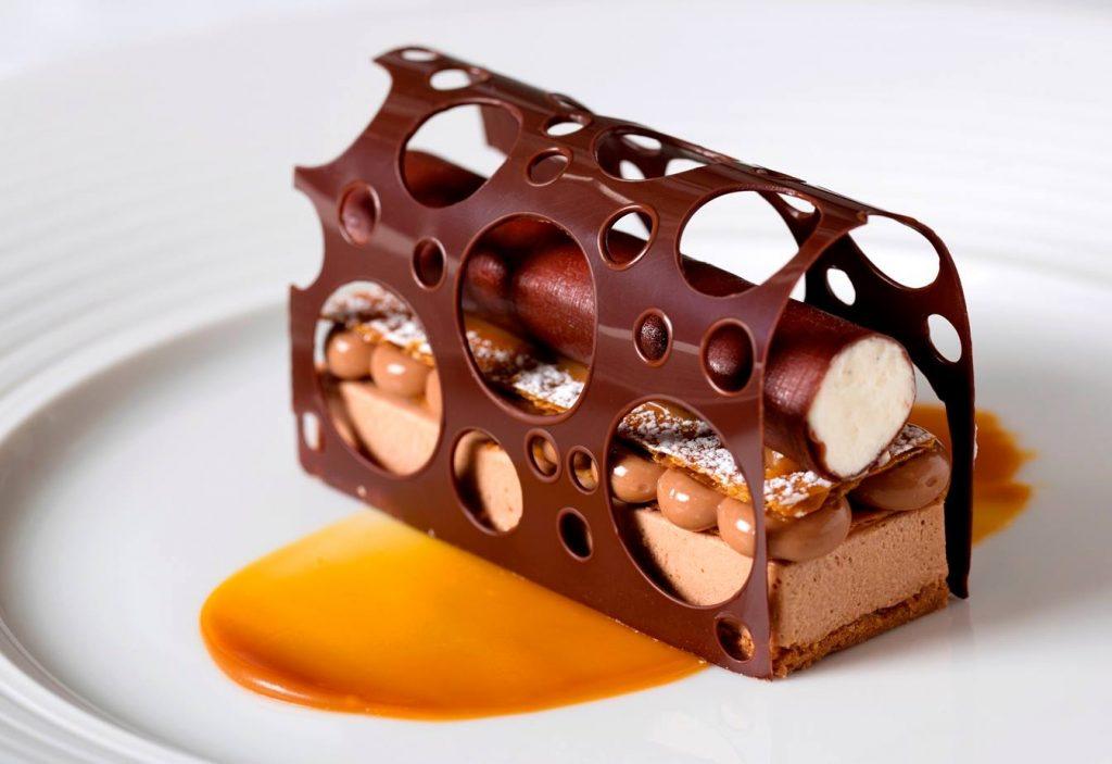 Dessert - The Ritz Restaurant