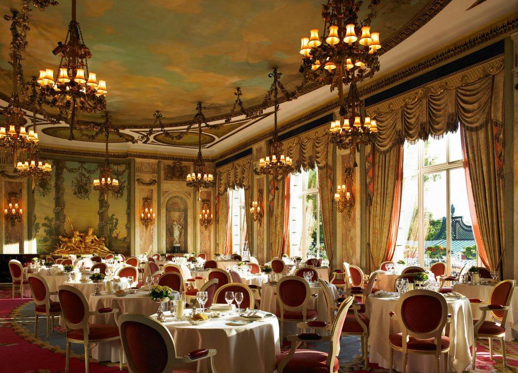 Interior - The Ritz Restaurant