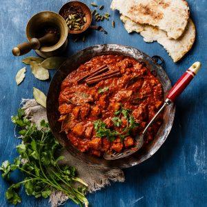 Aktar Curry Box Meal