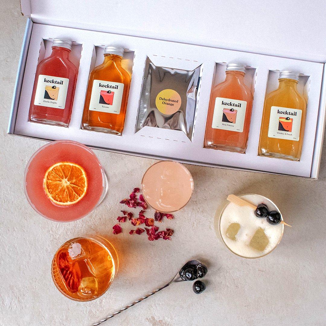Kocktail - This Month's Box