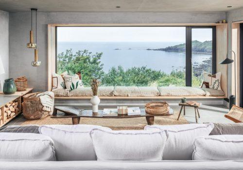 Luxury Cottage Interior
